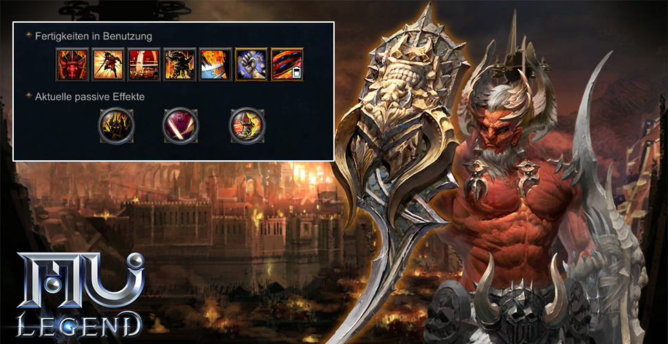 Dark Lord Mu Legend Build