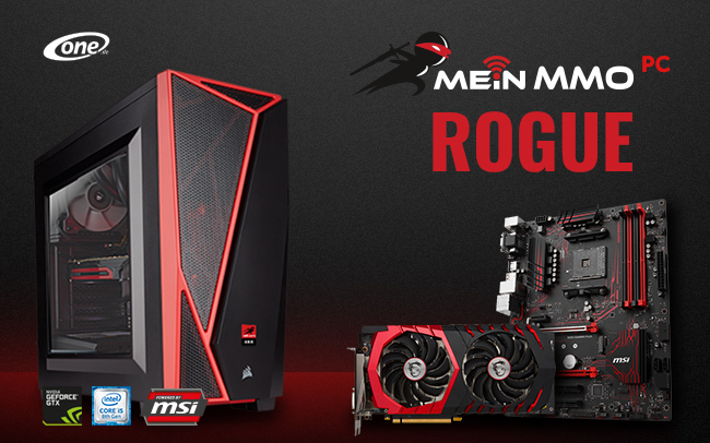 Mein-MMO Rogue PC