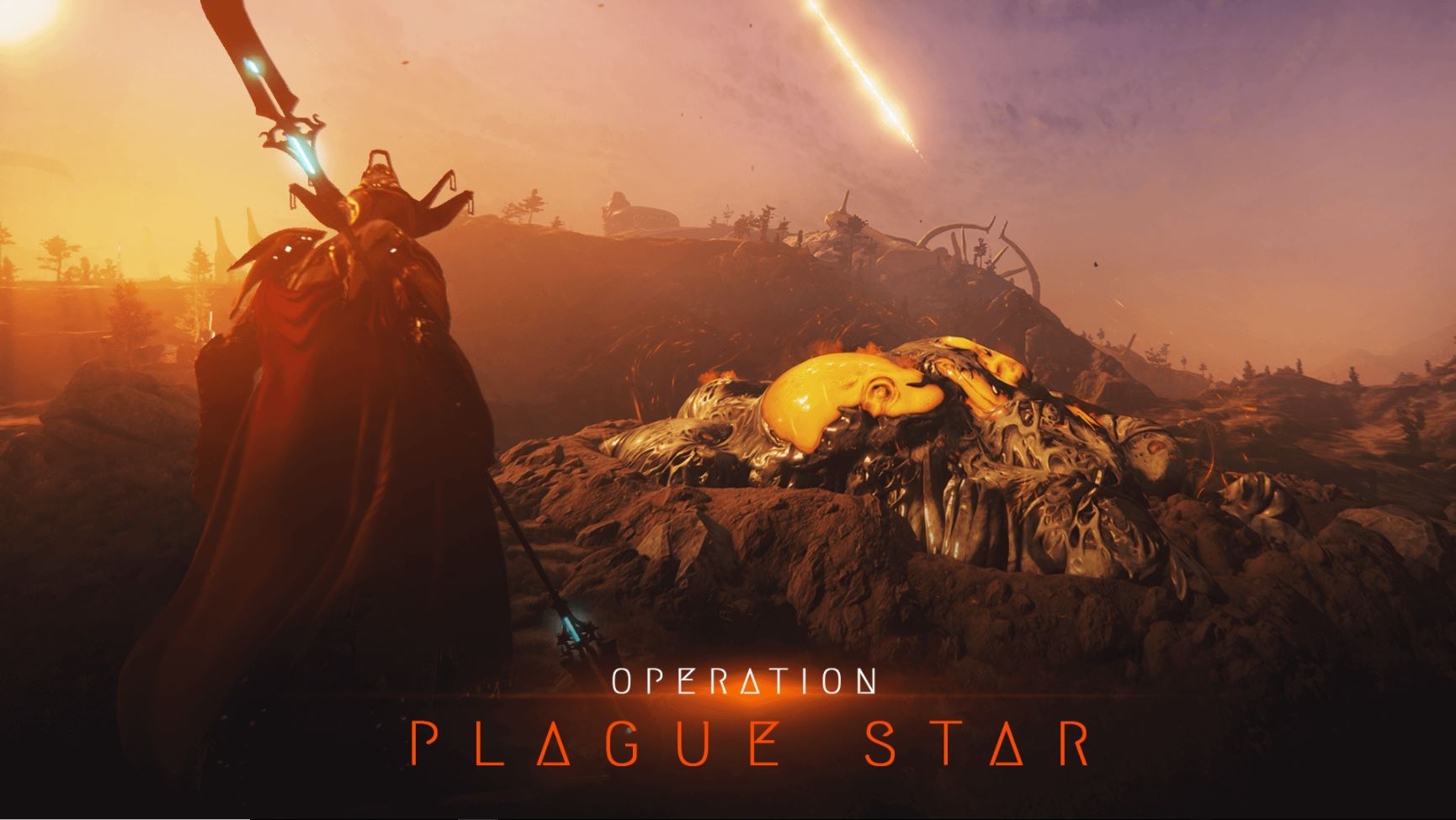 Operation Plague Star Warframe