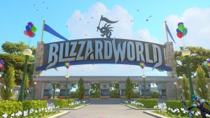 Overwatch BlizzardWorld Easter Eggs Warcraft Troll Title 2