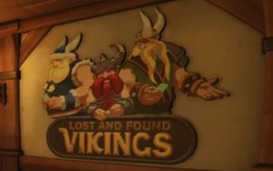 Overwatch BlizzardWorld Lost and Found Vikings