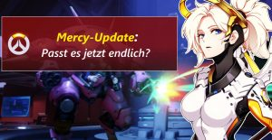 Overwatch Mercy Update mal wieder title