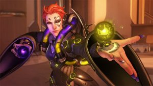 Overwatch Moira Light and Shadow Orbs