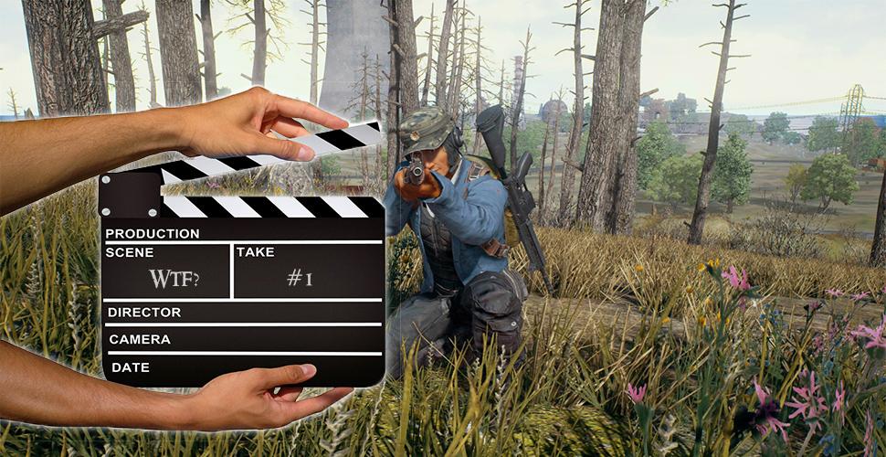 PUBG Killcam Titel Clapper