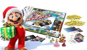 Super Mario Monopoly Edition