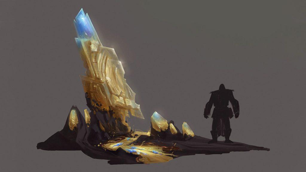 WoW Azerite Crystal