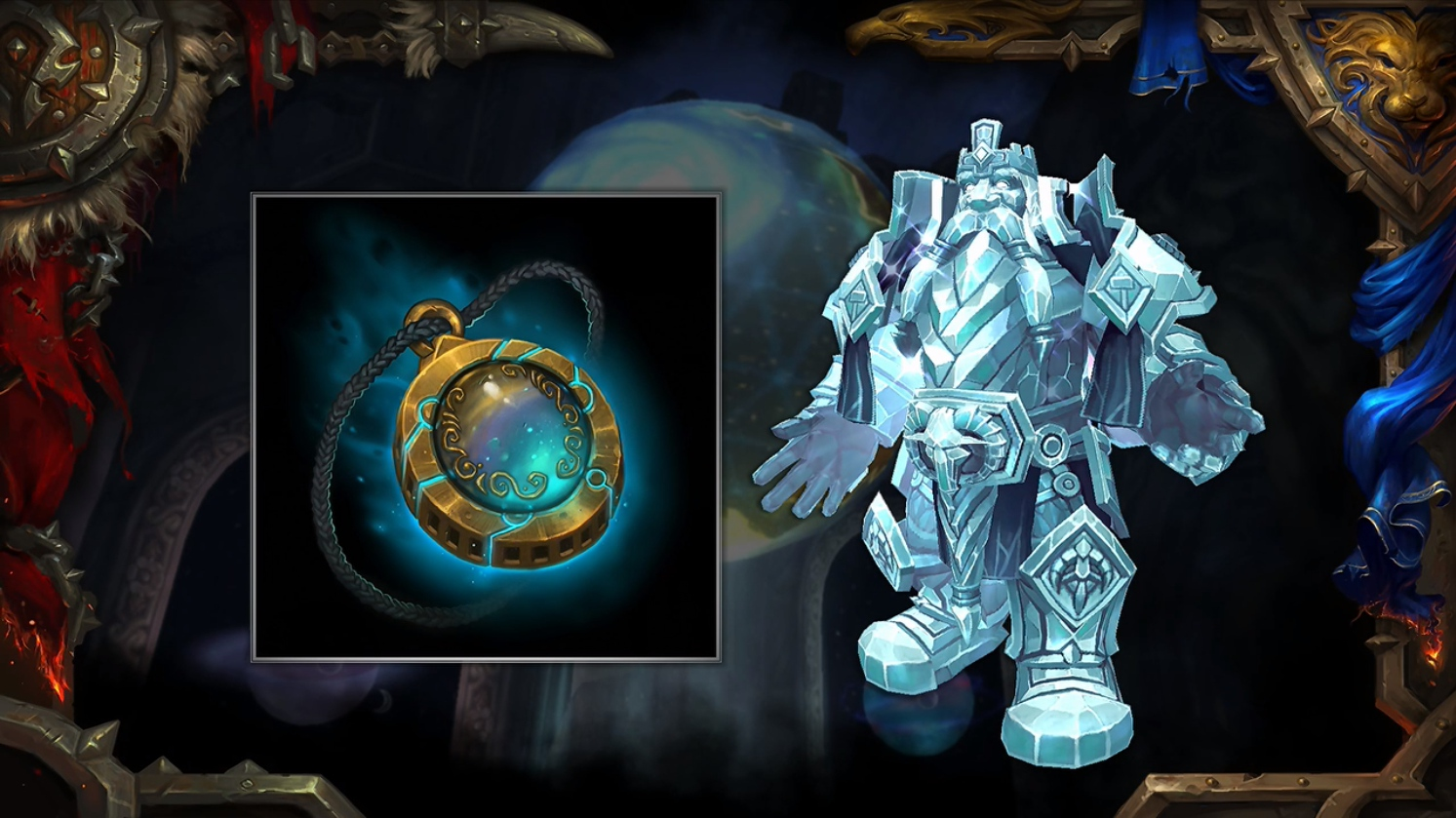 WoW Heart of Azeroth Magni