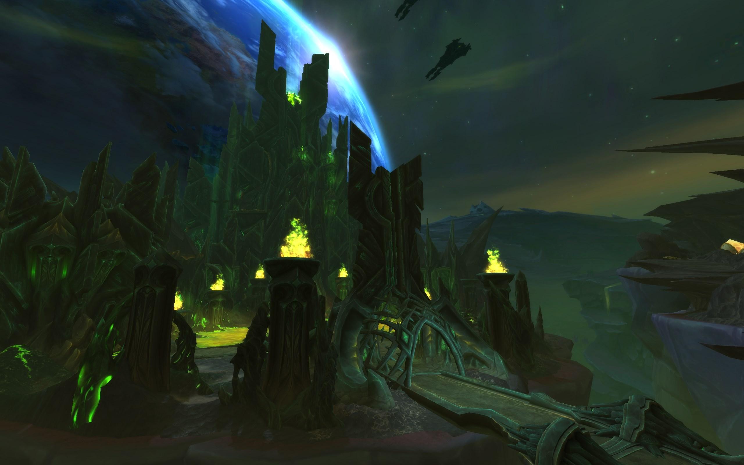 World of Warcraft WoW Antorus the burning throne screenshot