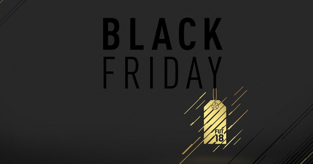 fifa 18 black friday im ultimate team ist gestartet packs und sale angebote mein. Black Bedroom Furniture Sets. Home Design Ideas
