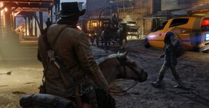 GTA 5 Online Red Dead Redemption 2