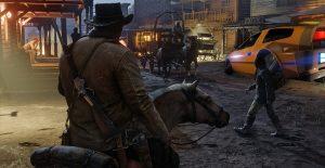 GTA 5 Online Red Dead Redemption 2