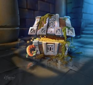 Hearthstone Kobolds and Catacombs Tad Sunken Chest