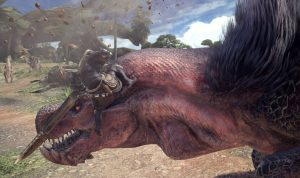 Monster Hunter World Beta-Test