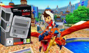 Nintendo 3DS und Monster Hunter Stories