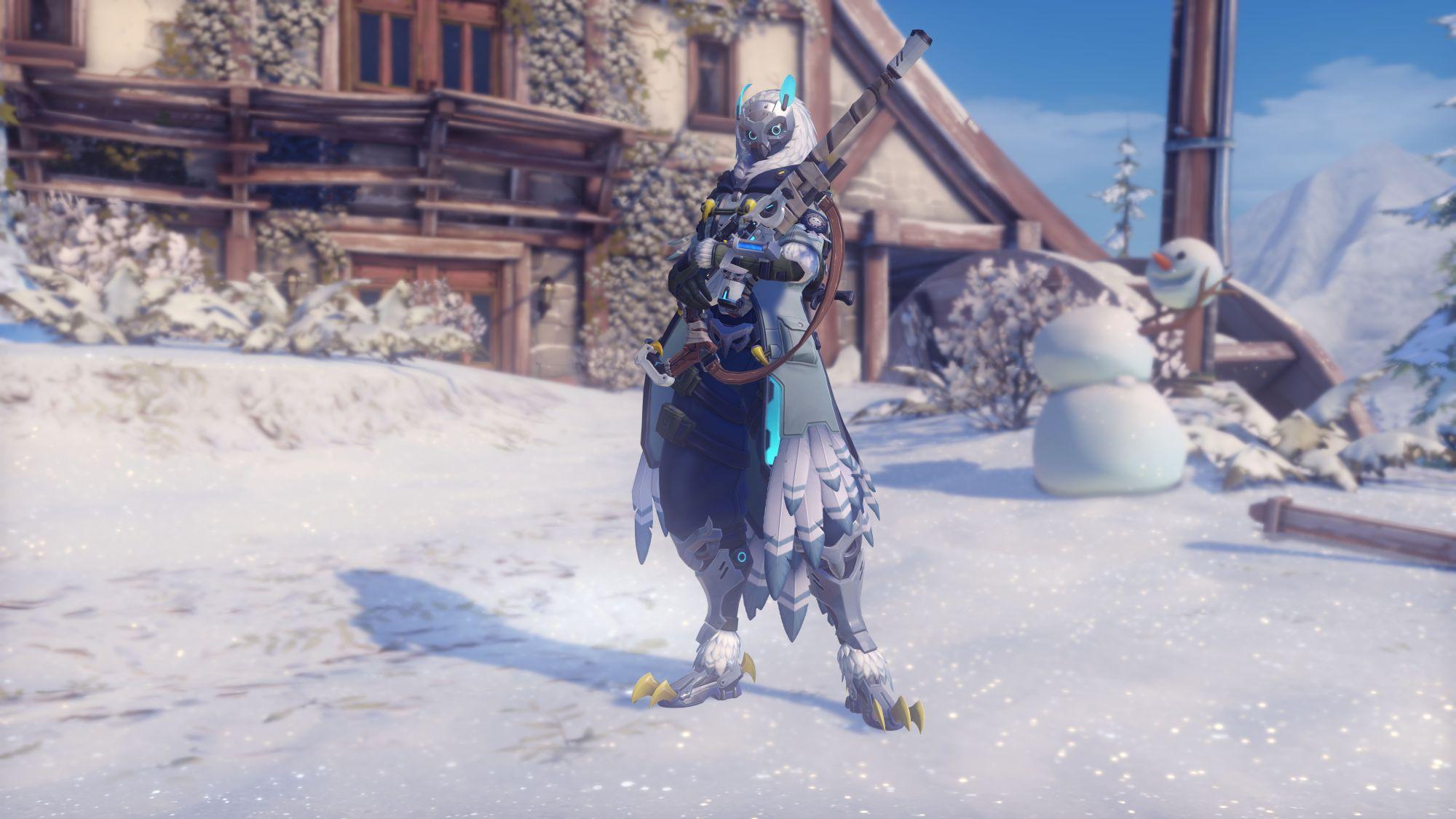Overwatch: Das Winterwunderland wurde eröffnet - Frischer Trailer und weitere Infos