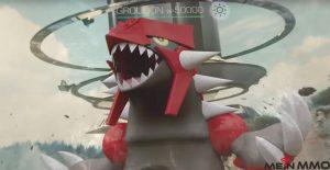 Pokémon GO Gen 3 Titel
