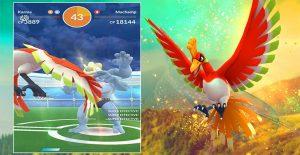 Pokémon GO Machomei HO Oh