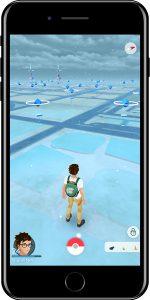 Pokémon GO Wetter Schnee