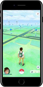 Pokémon GO Wetter neblig