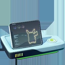 Pokémon GO Aufbewahrung