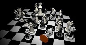 Schachbrett 1