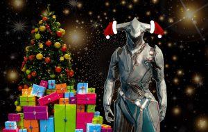 Warframe-Weihnachten