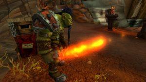 WoW Lichtschwert Orc