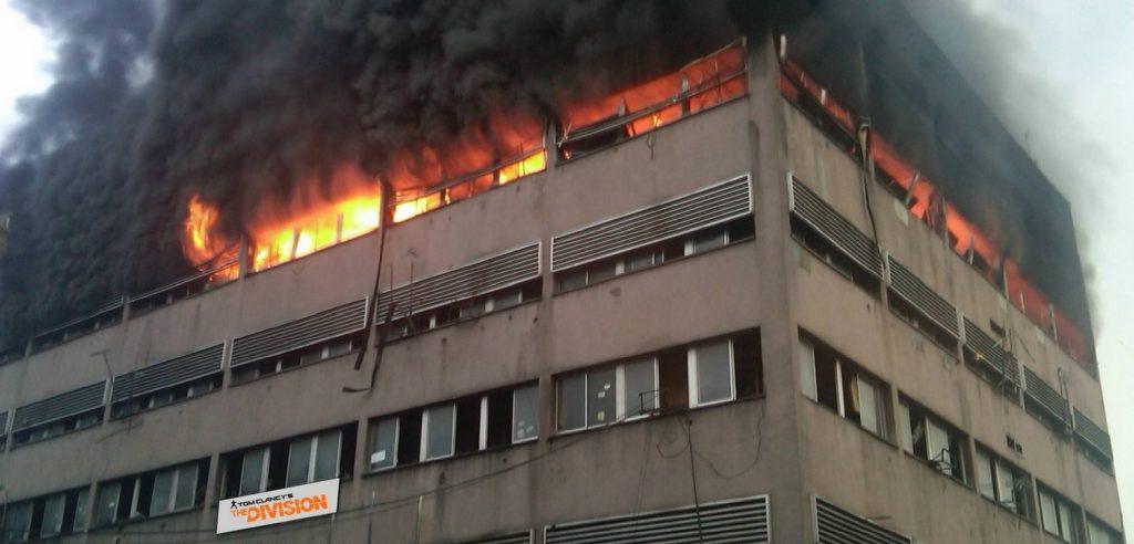 server-flammen