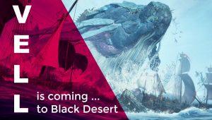 Black Desert Online Vell Boss