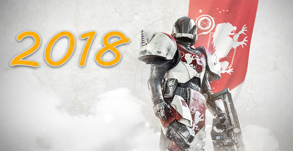 Destiny 2 2018 Titelbild