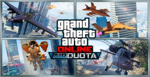 GTA 5 Online Air Quota 2