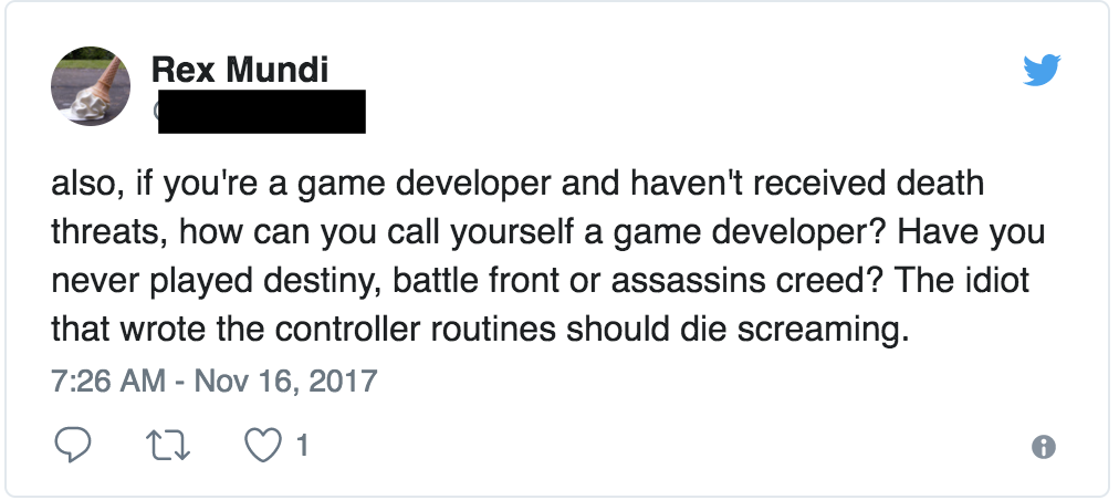 Game Dev Hate 3