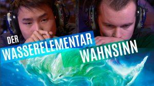 Hearthstone Championship Wasserelementarwahnsinn