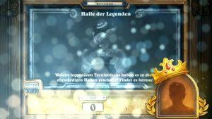 HearthstoneHalle der Legenden