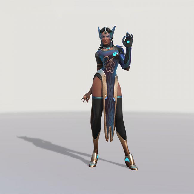 Pharah Overwatch Skin