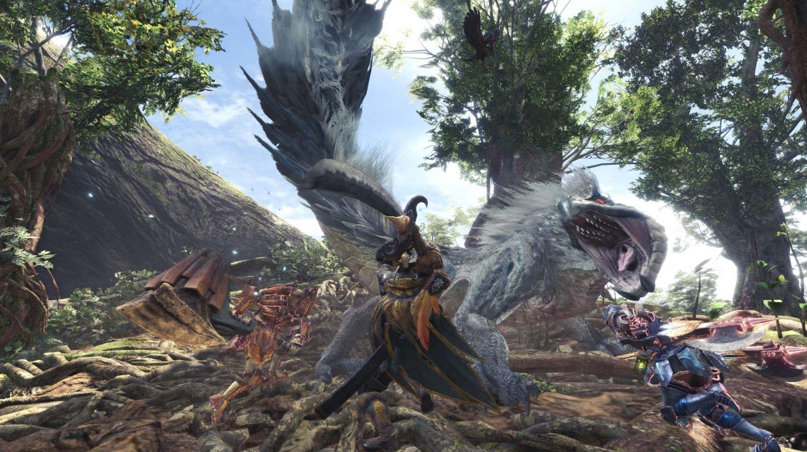 Monster Hunter World: Neues Video wirft einen Blick hinter die Kulissen