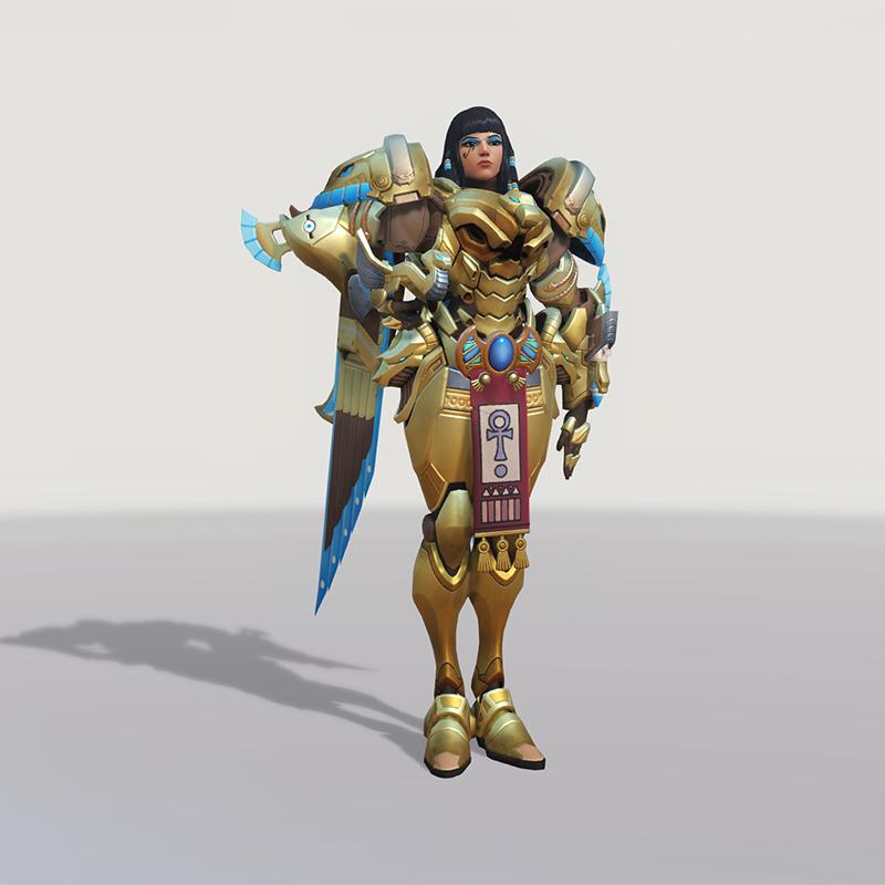 Overwatch Asp Pharah