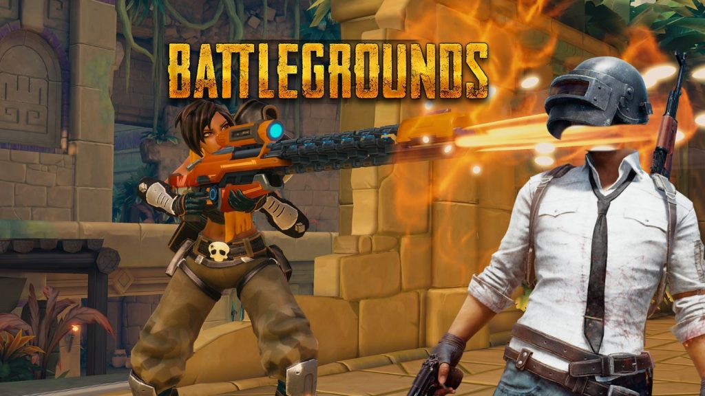 Paladins Battlegrounds vs PUBG
