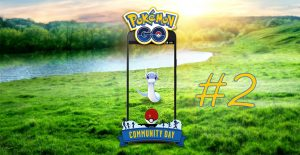 Pokémon GO Com Day 2 Titel