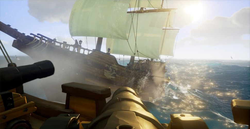 Sea of Thieves: Seht euch hier den Trailer zur Closed-Beta an