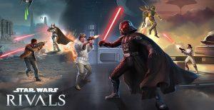 Star Wars Rivals Titel
