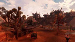 WoW Durotar Unreal Engine 4