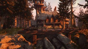WoW Grizzlyhuegel Unreal Engine