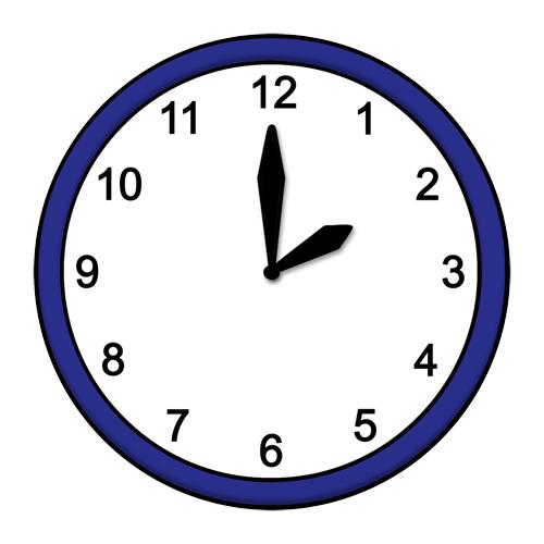 Uhr Zeit Zeiger Wanduhr