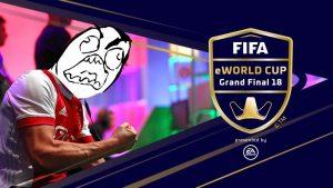 Fifa 18 Grand Final WM
