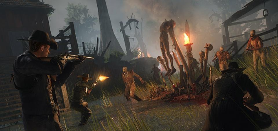 Hunt Showdown Zombie