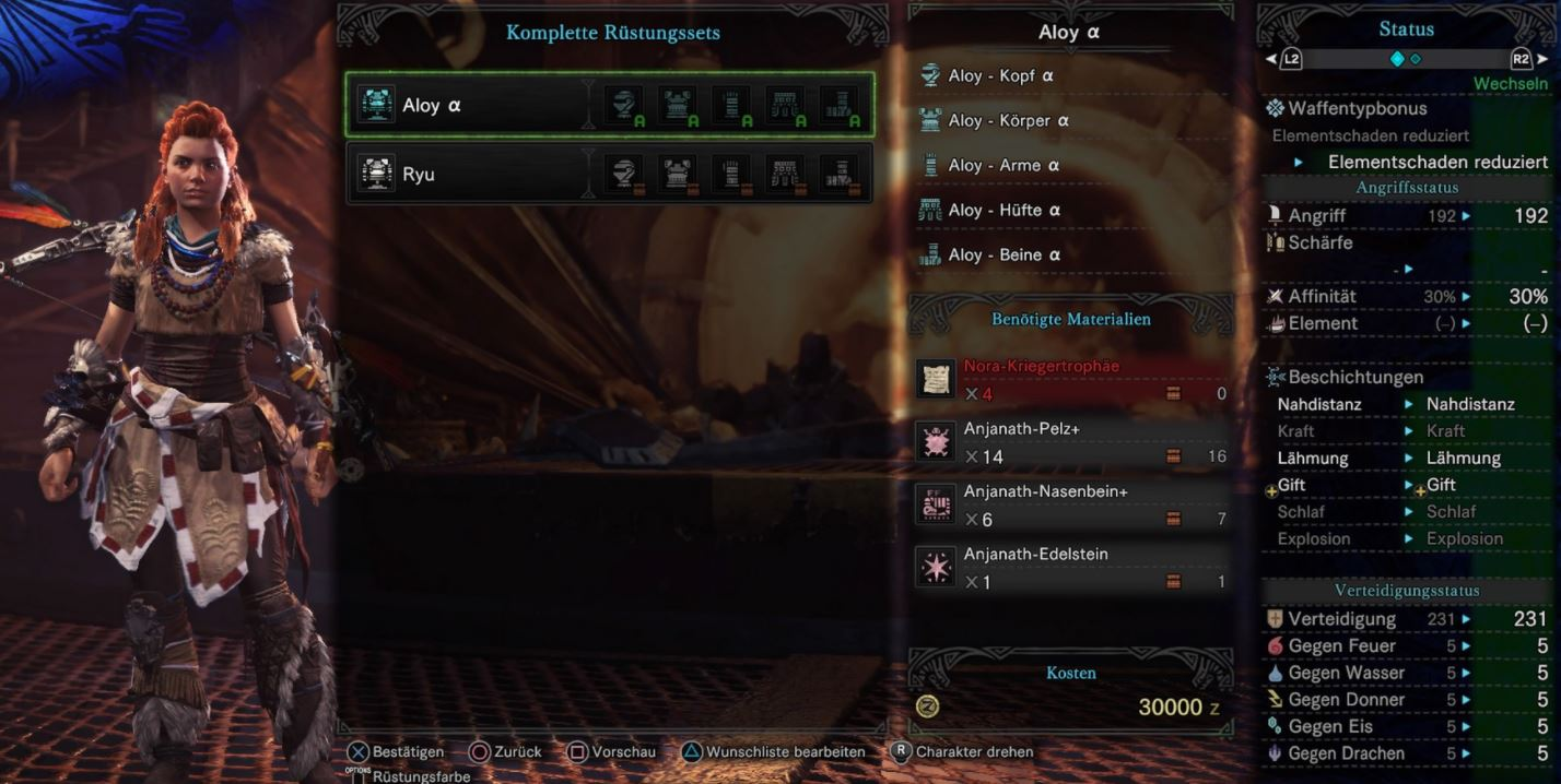 Monster Hunter World: Weitere Event-Quest zu Horizon: Zero Dawn verfügbar