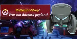 Overwatch Rollstuhl title