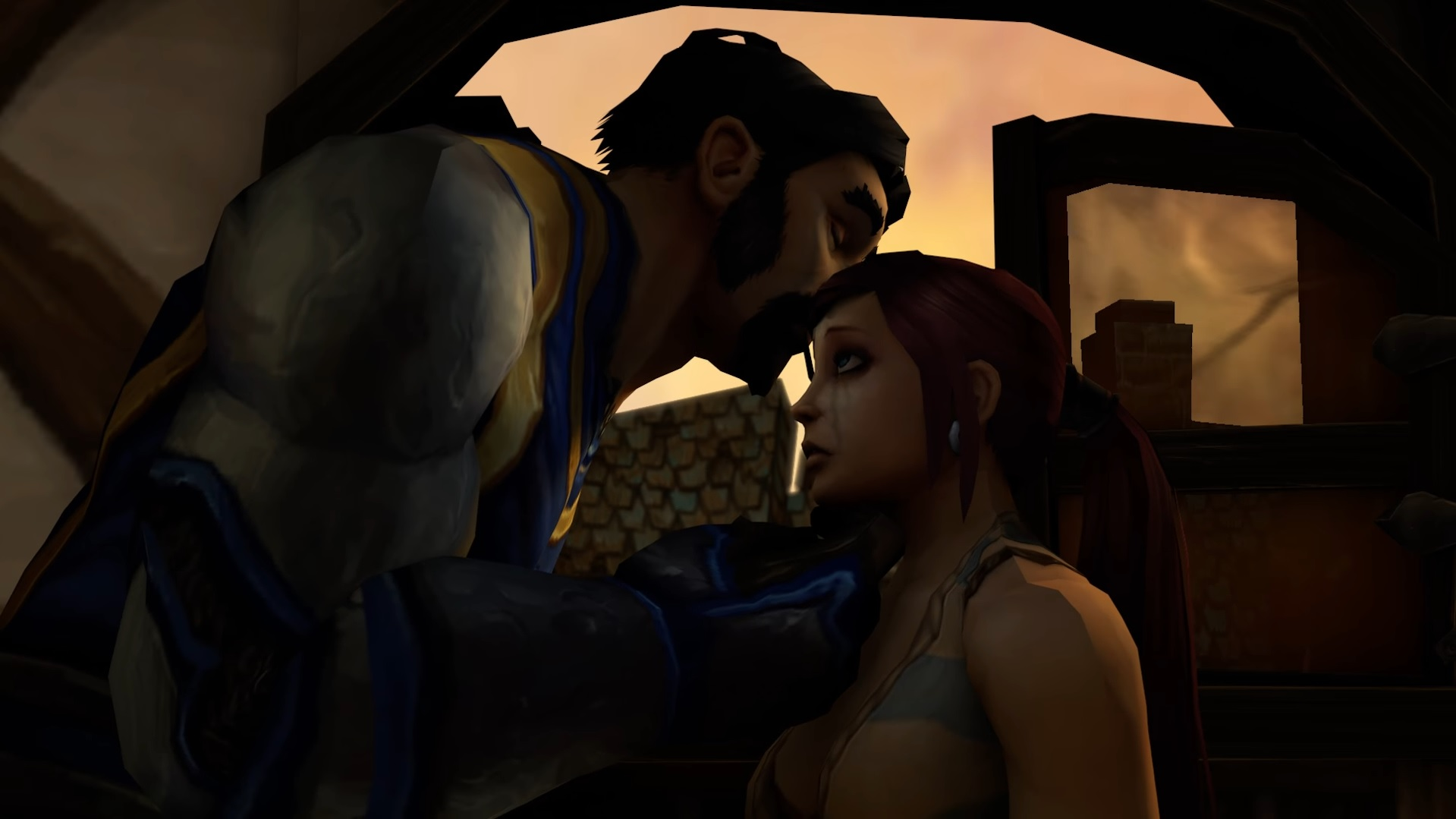 WoW Warbound Kiss
