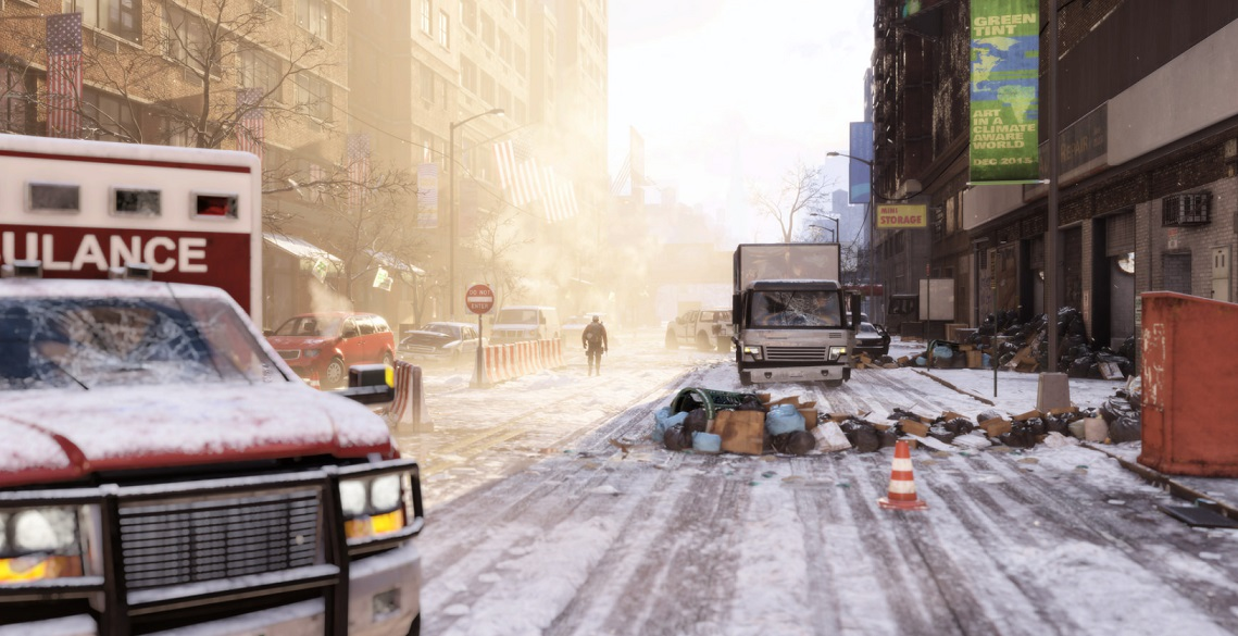 The Division: Fan entwickelt Top-Screenshot-Tool, wird lebenslang gebannt